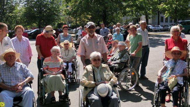 Wandertag für Menschen mit Behinderung 2012