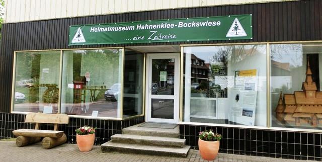 Eröffnung Heimatmuseum